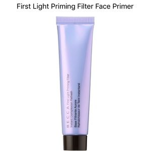 🌸NEW! 2 for 1 Becca first light priming Filter